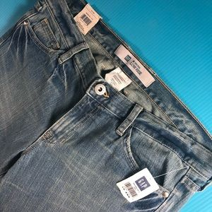 Gap ankle cropped jeans